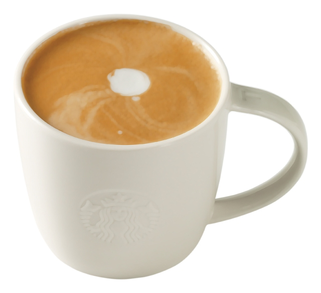 Ristretto Bianco. Photo from Starbucks Philippines