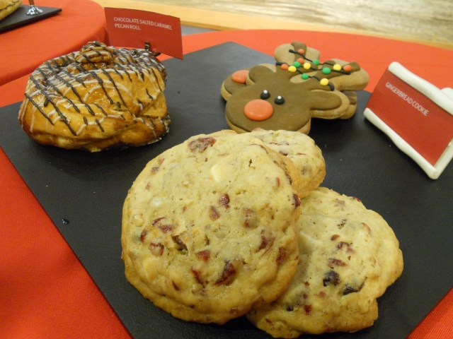Starbucks Christmas Cookies
