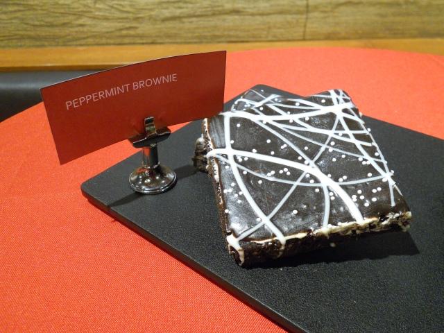 Starbucks Peppermint Brownie