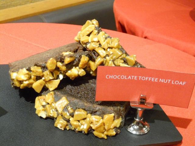 Starbucks Choco Toffee Nut Loaf