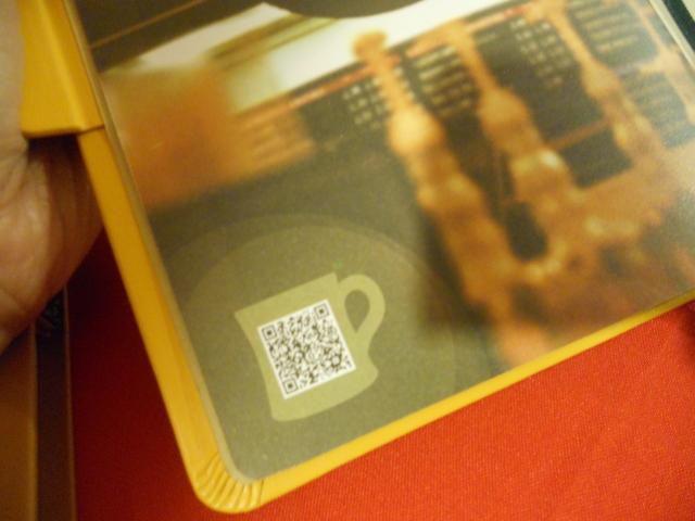 Starbucks 2014 Planner-QR