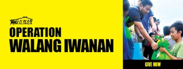 Operation Walang Iwanan