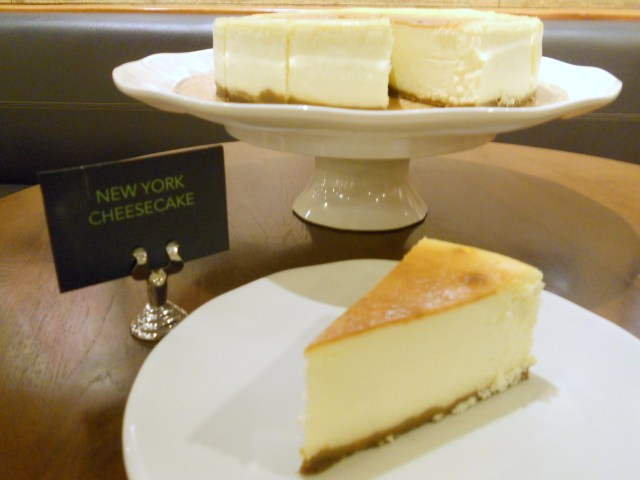 Starbucks New York Cheesecake