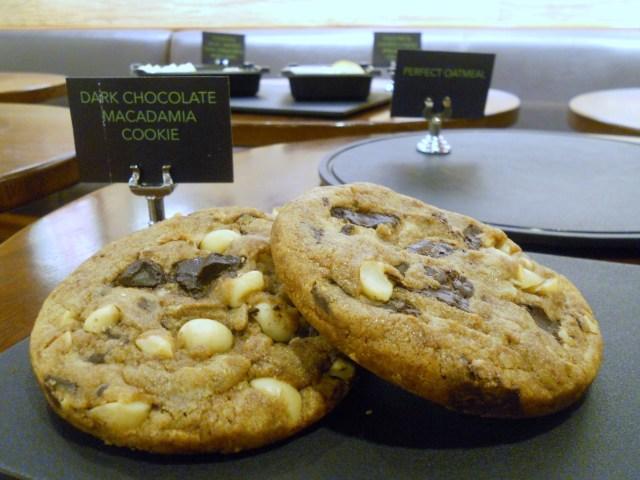 Starbucks Dark Chocolate Macadamia Cookie