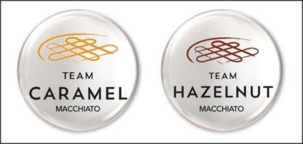 Are you Team Caramel Macchiato or Team Hazelnut Macchiato?