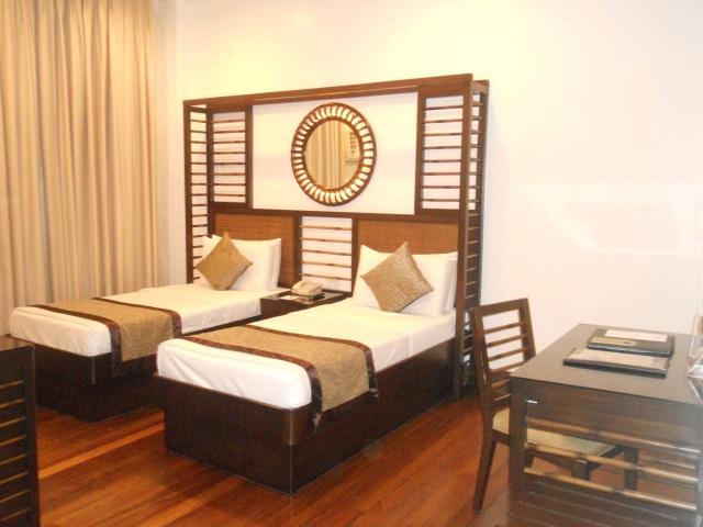 Lotus Garden Hotel Manila - Room