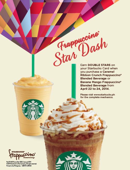 Frappuccino Star Dash