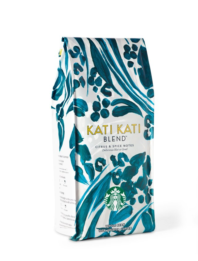 Starbucks Kati Kati Blend Whole Beans