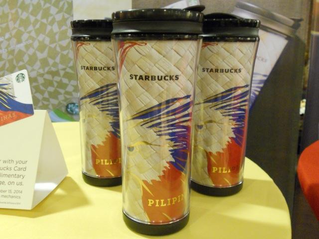 Philippine Starbucks Tumbler