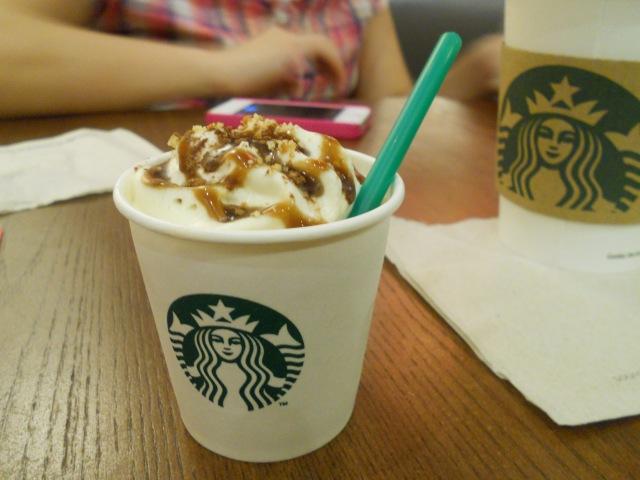 Starbucks Tiramisu Frappuccino Blended Beverage