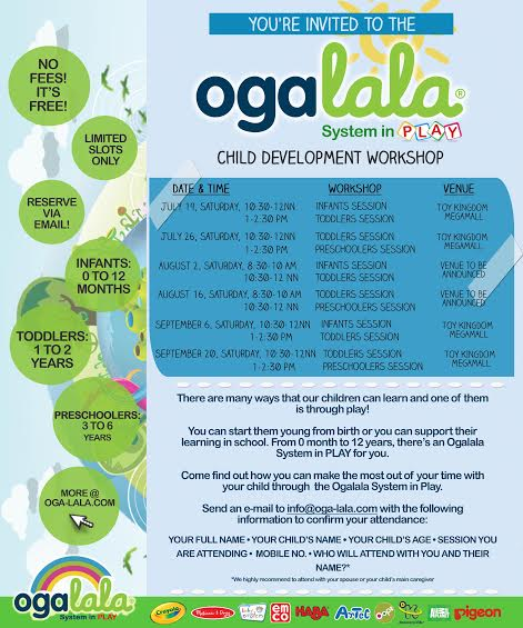Ogalala System in Play Child Development Workshop