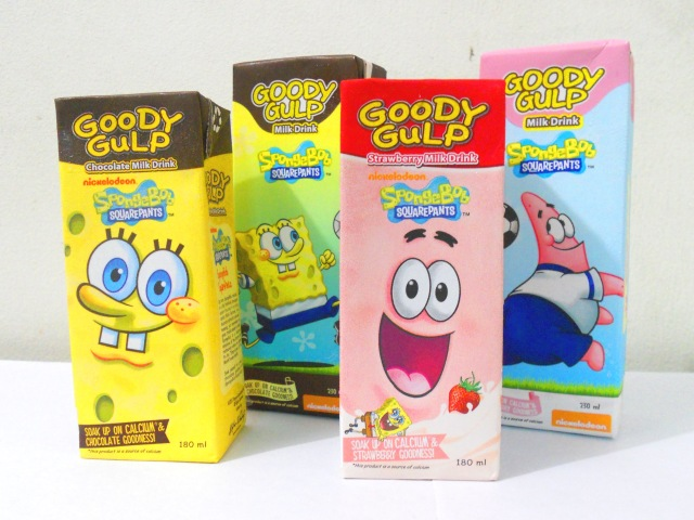 Goody Gulp Milk Drink