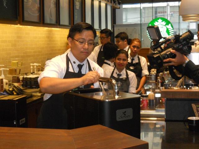 Starbucks Reserve Grand Launch