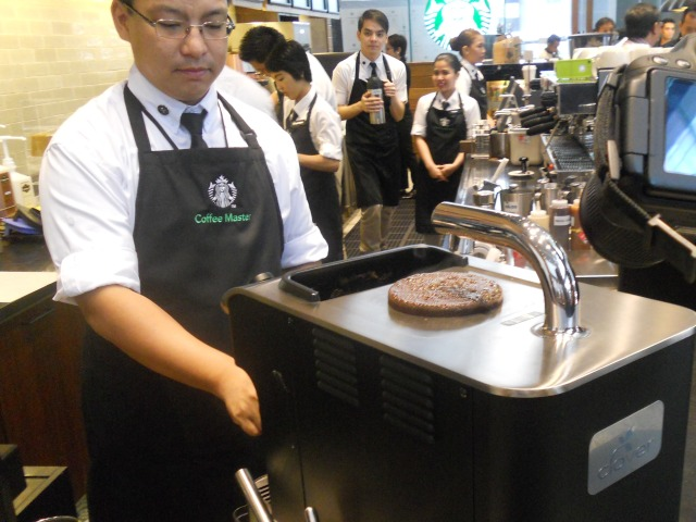 Starbucks Reserve Grand Launch