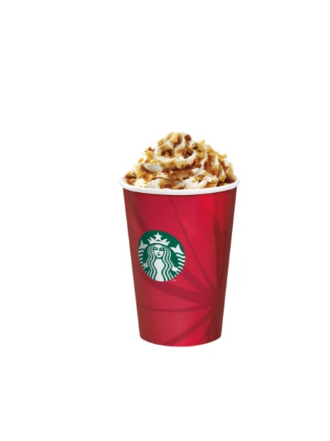 Starbucks Christmas Cookie Latte
