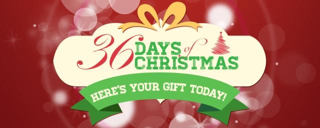 36 Days of Buqo Christmas
