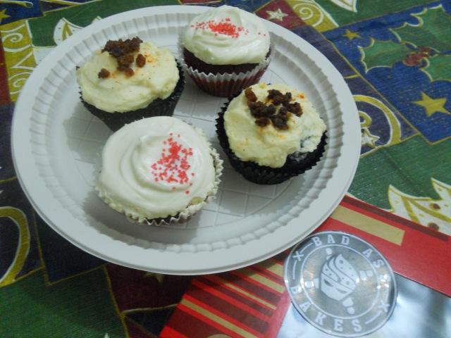 Badass Bakes Cupcakes