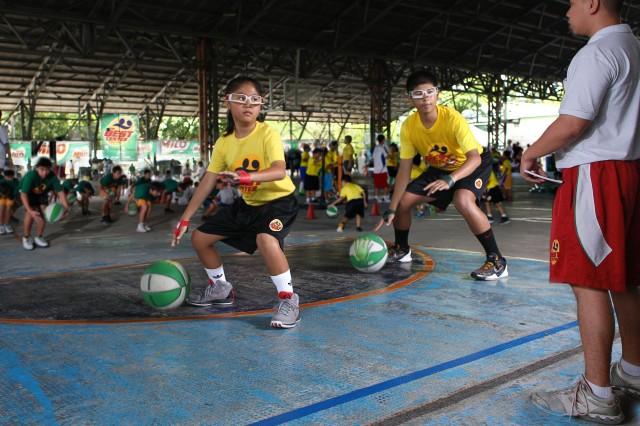 MILO Summer Sports Clinic 2015