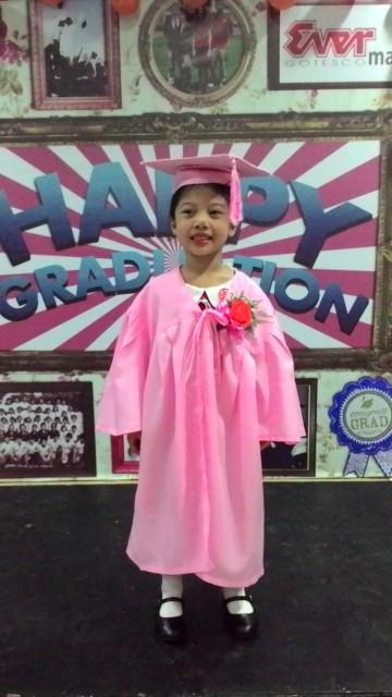 The little graduate