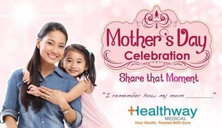 Healthway Philippines Share the MOMent