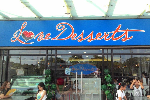 Love Desserts Fairview