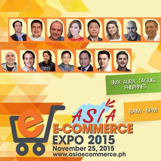Asia E-Commerce Expo 2015 #AECoE