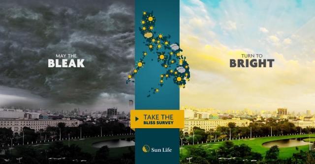 BLISS Sun Life Financial Facebook App