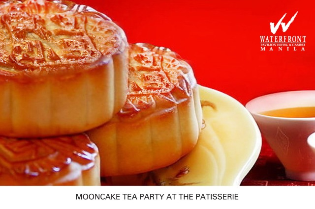 Manila Pavilion Hotel Mooncake Tea Party
