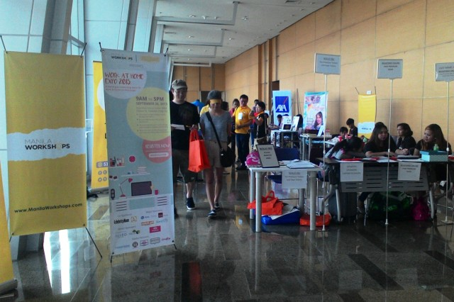 Work at Home Expo 2015