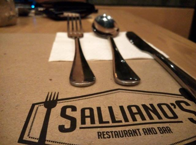 Salliano's Restaurant and Bar