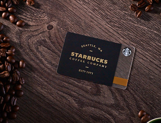 Starbucks Card Philippines