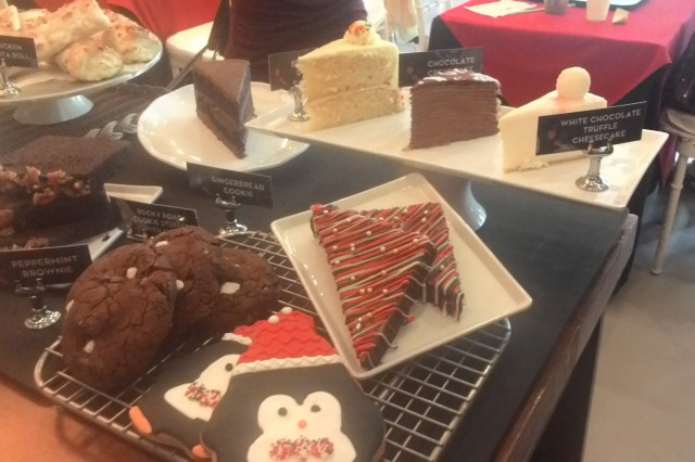 Starbucks Christmas 2015 Food
