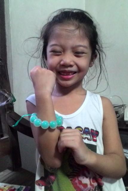 Teething Beads Bracelet