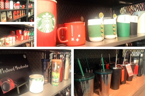 Starbucks Christmas 2015