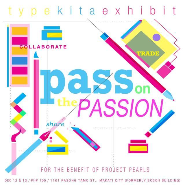 Type Kita 3: Pass on the Passion