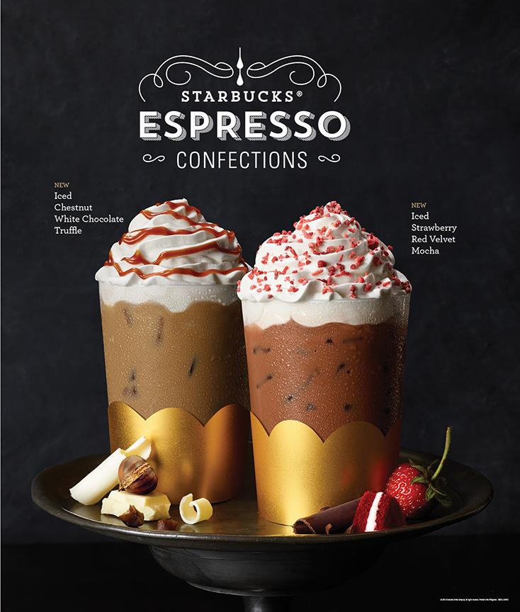 Espresso Confections
