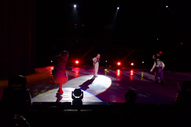 Disney on Ice 2015