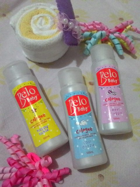 Belo Baby Cologne