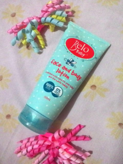 Belo Baby Face and Body Lotion