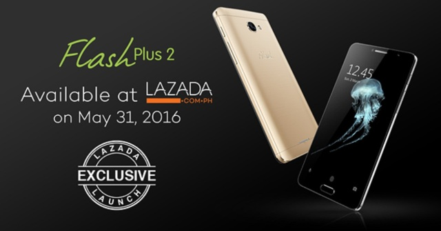 Flash Plus 2 at Lazada