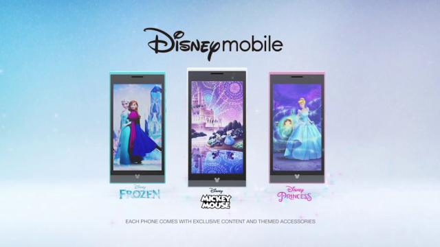 Disney Mobile Smartphones - Globe Telecom