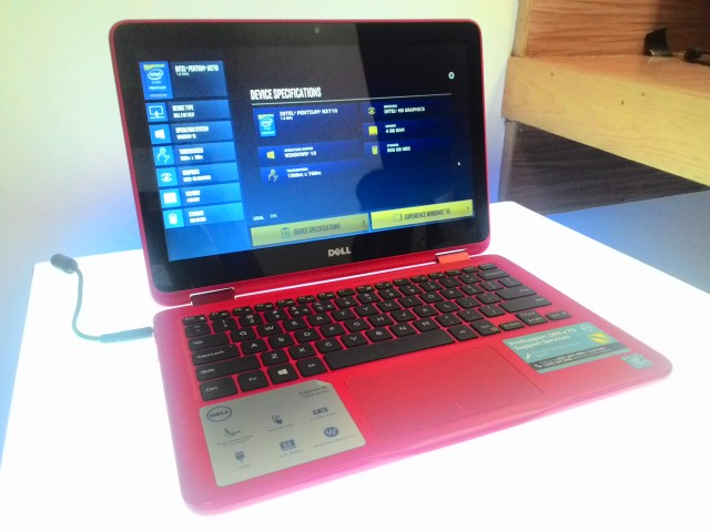 Dell Inspiron 11 3000 2-in-1