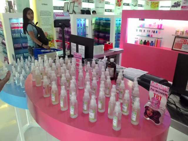 Chemworld Fragrance Factory Megamall