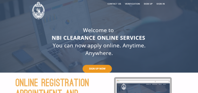 NBI Clearance Online Services