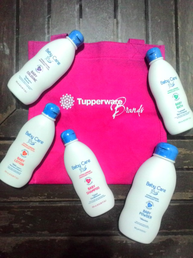 Tupperware Brands Baby Care Plus+