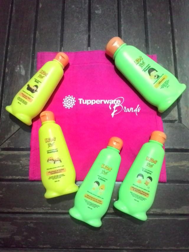 Tupperware Brands Kids Plus+