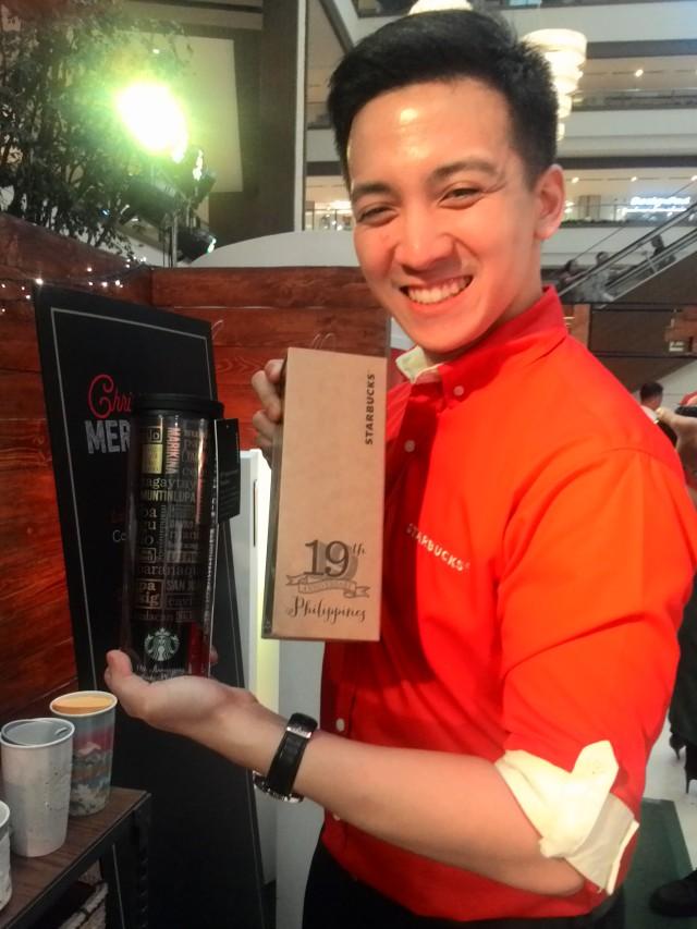 Starbucks Philippines Anniversary Tumbler